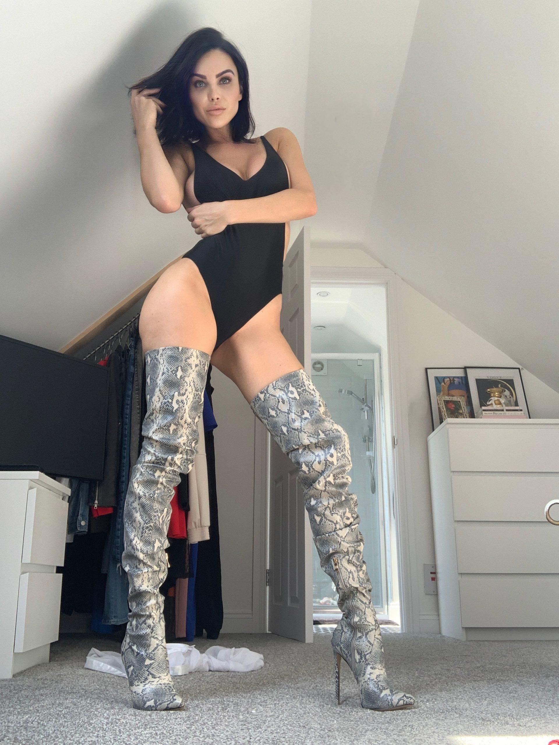 Looong boots
